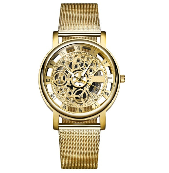 Mesh Clark Watch - Romatco Jewelry