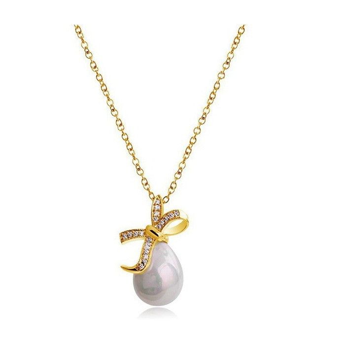 22K Gold plated Daphne Necklace