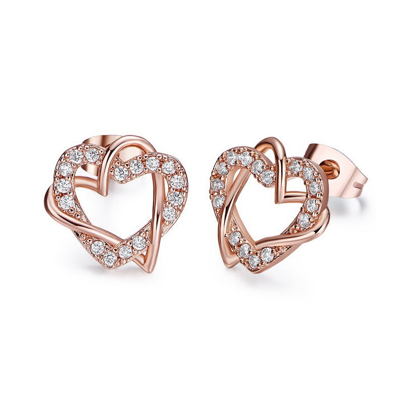14K Rose-Gold plated
