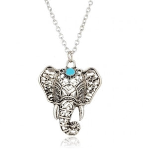 Elephant Necklace-Romatco