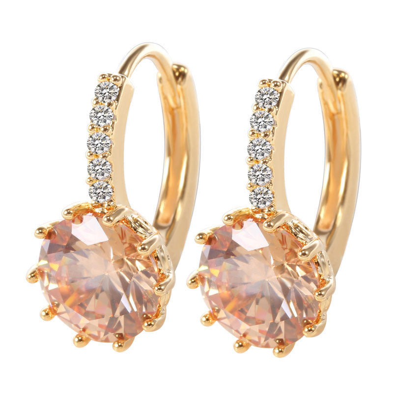 Cara Hoop Earrings-Romatco