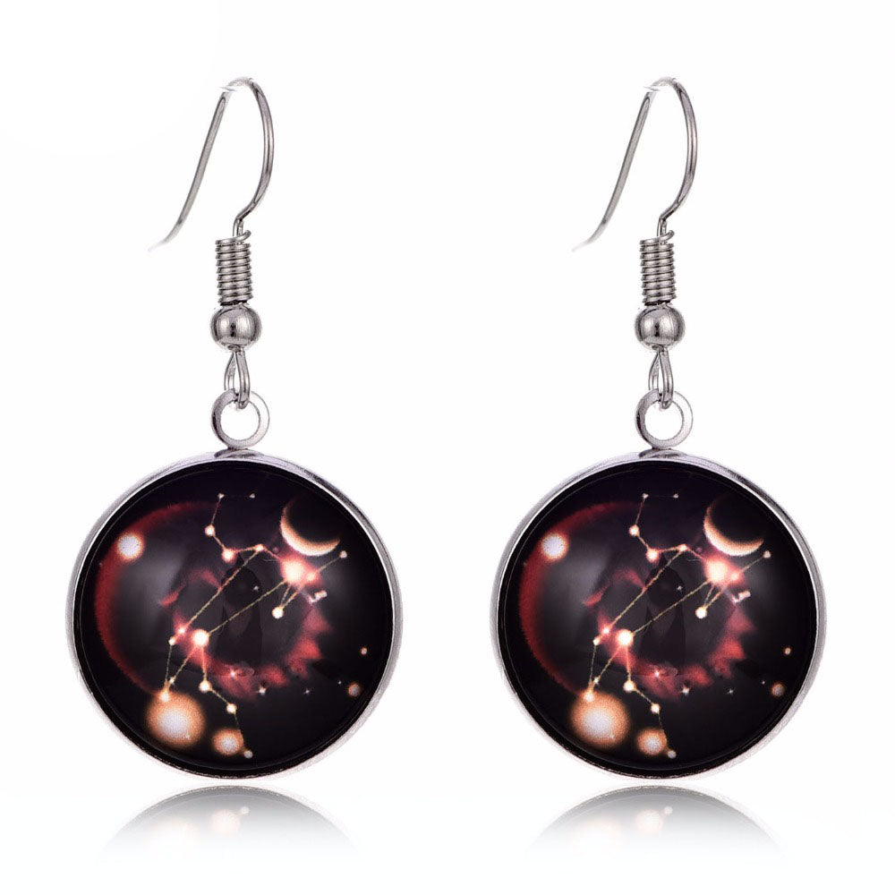 The Stars Earrings-Romatco