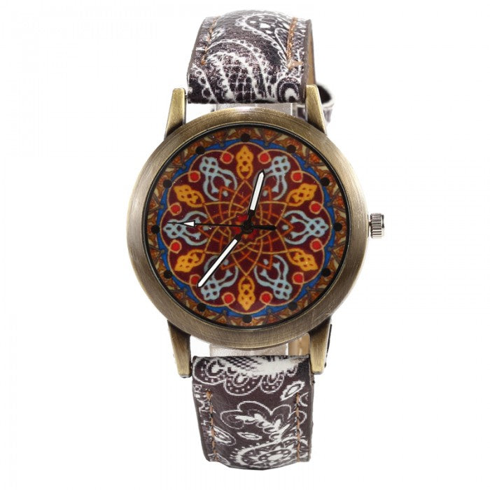 Mandala Watch-Romatco
