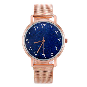Ruth Mesh Watch-Romatco