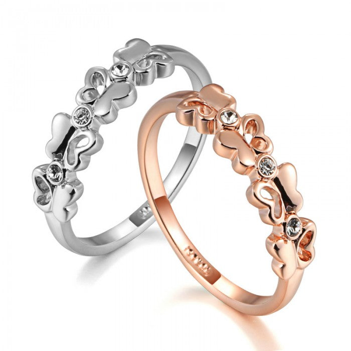 Butterflies Rings-Romatco