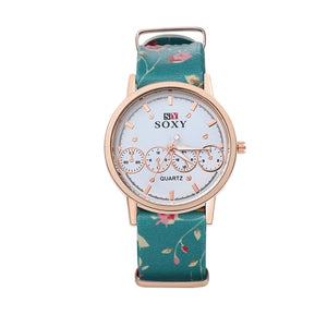 Floral Watch-Romatco