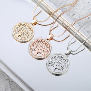 Tree of Life Necklace-Romatco