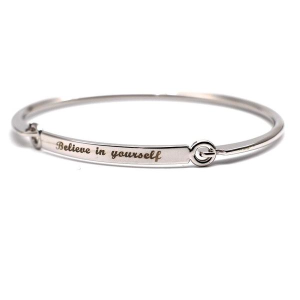 Believe in Yourself Bracelet-Romatco