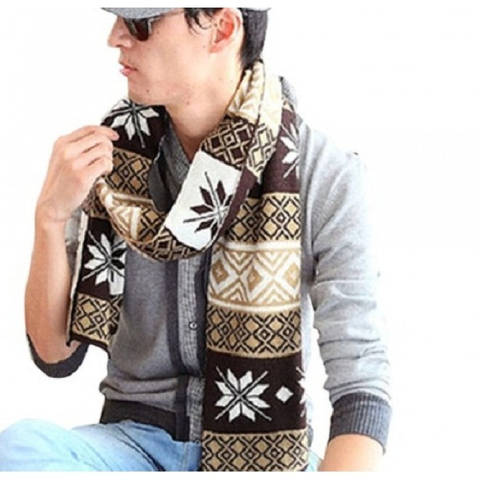 Winter Scarves-Romatco