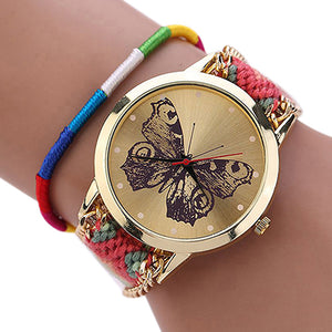 Animal Printed Watch-Romatco