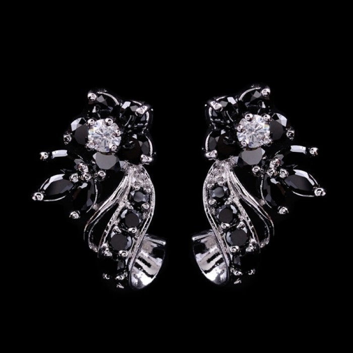 Sabina Stud Earrings-Romatco