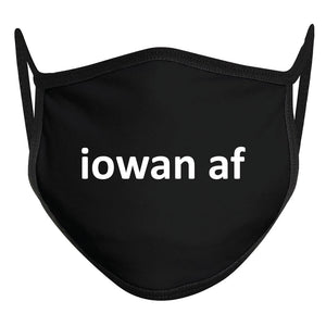 Iowan AF Double-Layer Mask