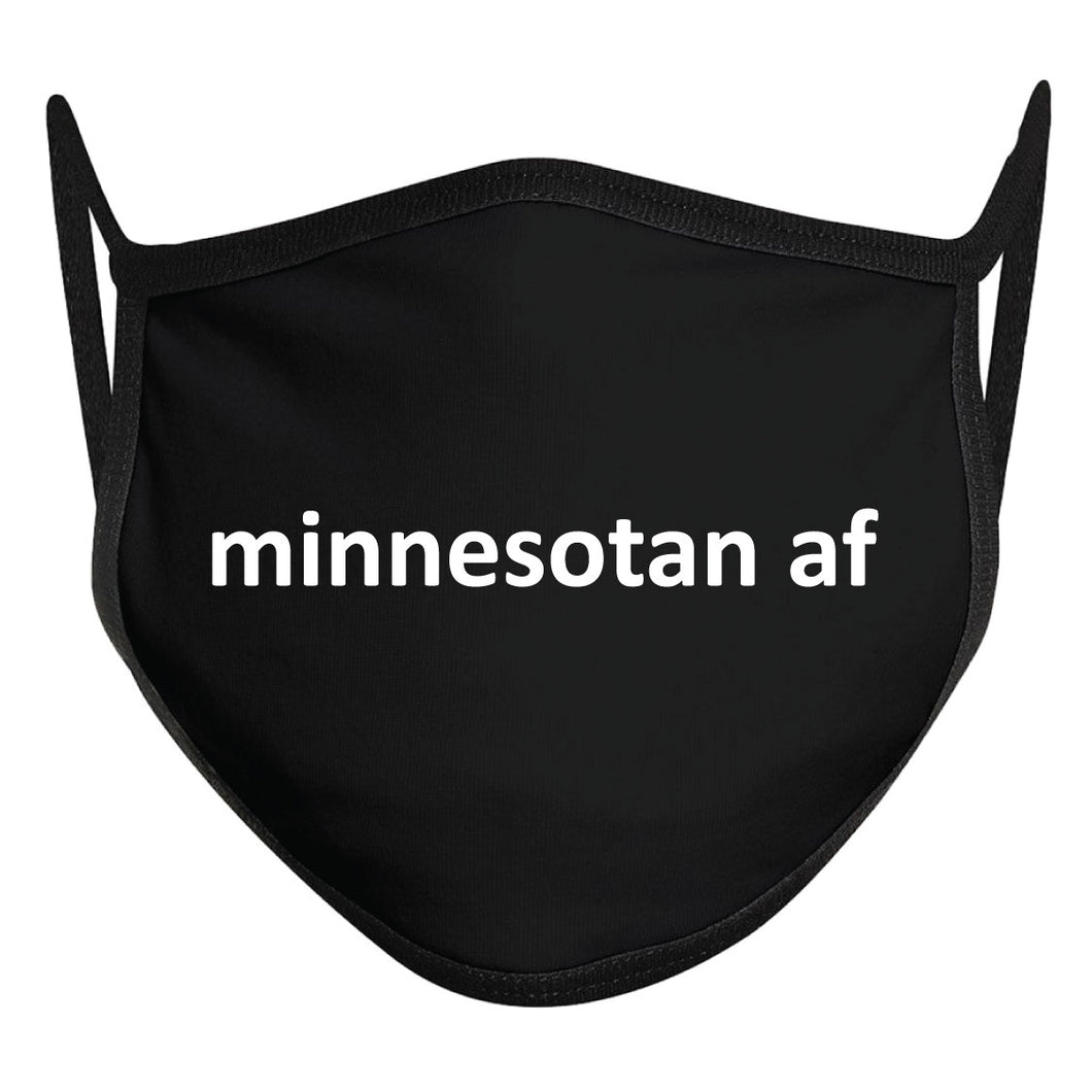 Minnesota AF Double-Layer Mask