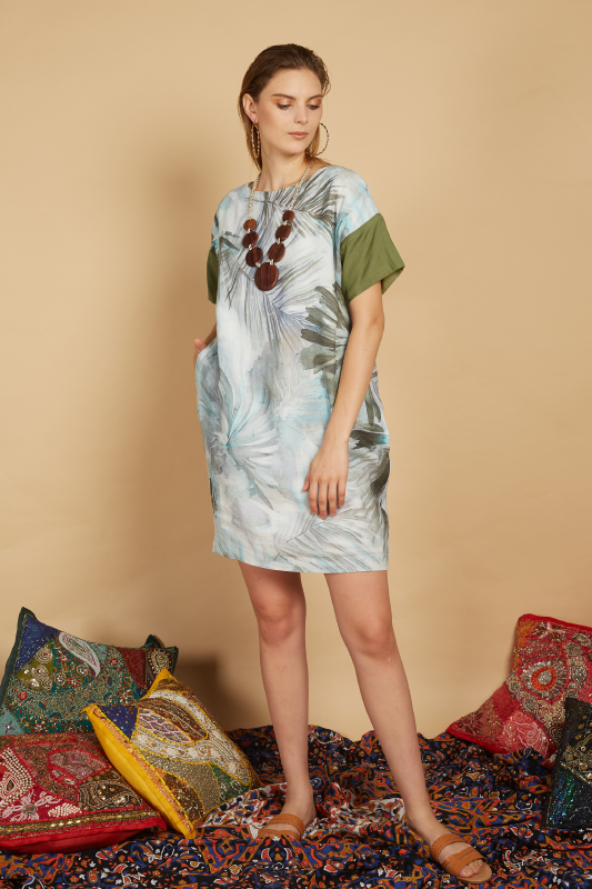 Maon Bamboo Cocoon Dress