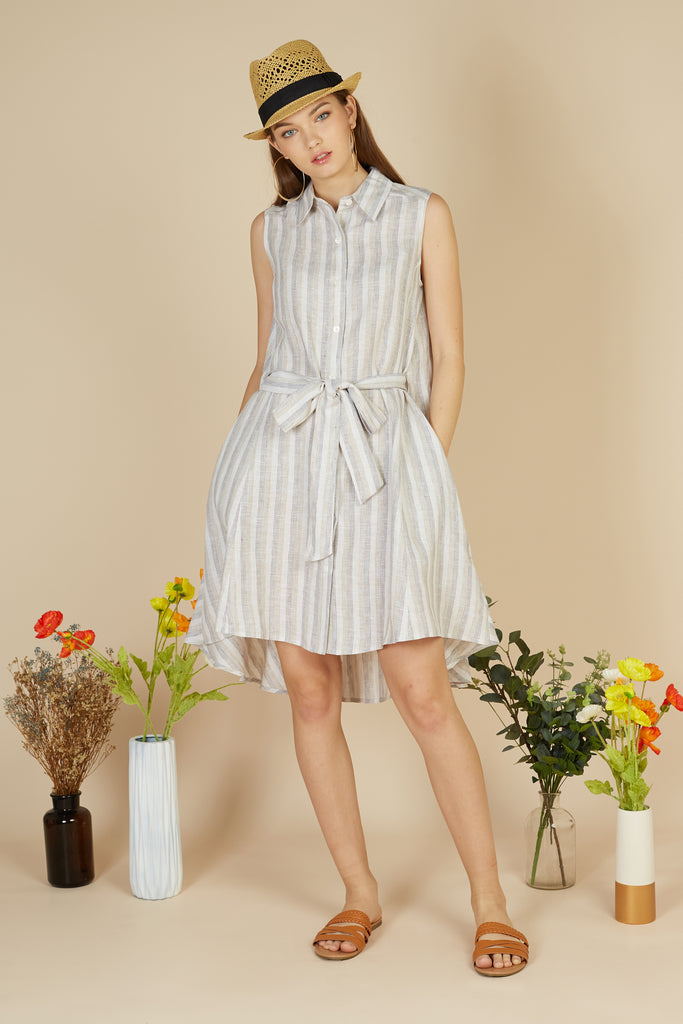 Lela Shirt Dress
