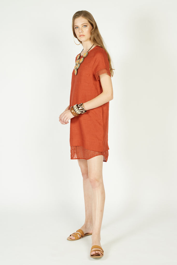 Alysha Shift Dress