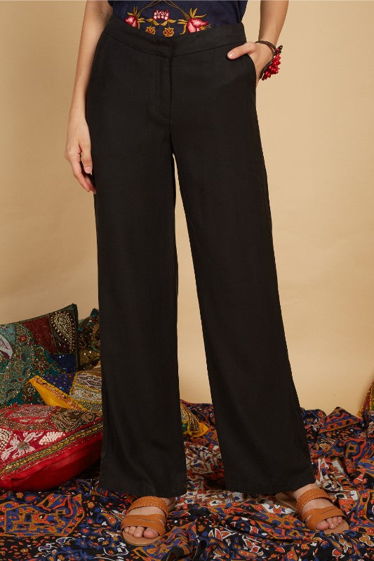 Karrie Straight Leg Trousers