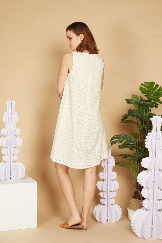 Maeve Broderie Anglaise Dress
