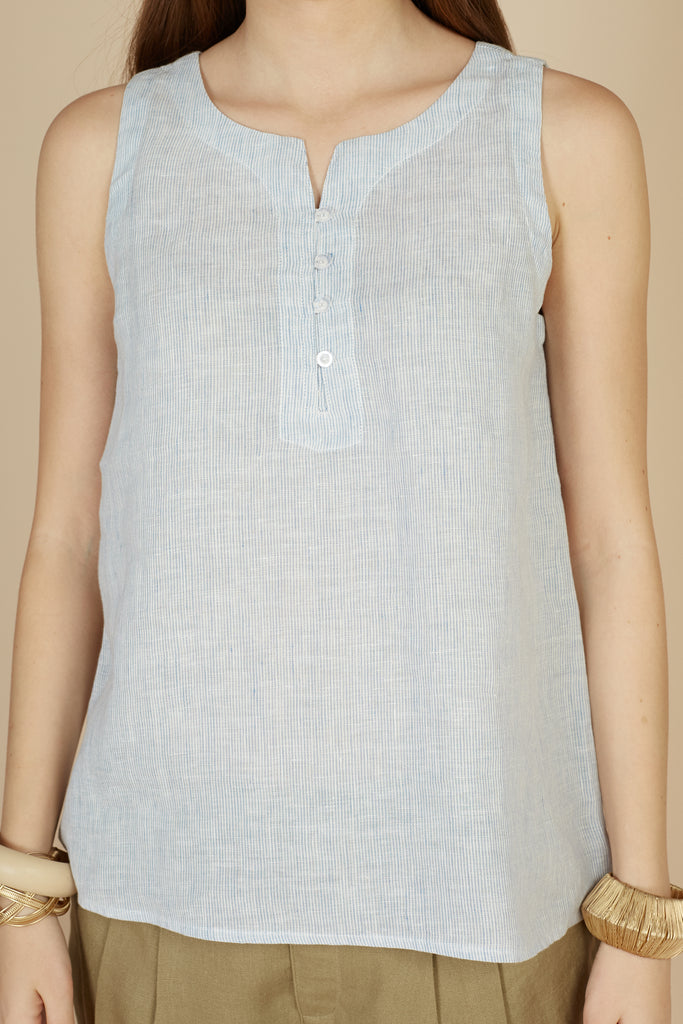 Rosie Basic Sleeveless Top