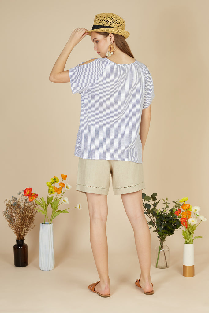 Karl Ragland Sleeve top