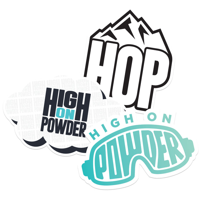 HOP STICKER PACK