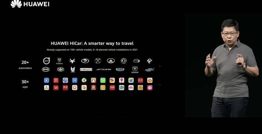 Apple CarPlay auf Huawei