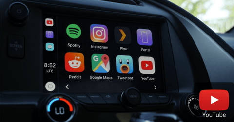 Android Auto YouTube Hack