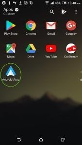 youtube hack android auto