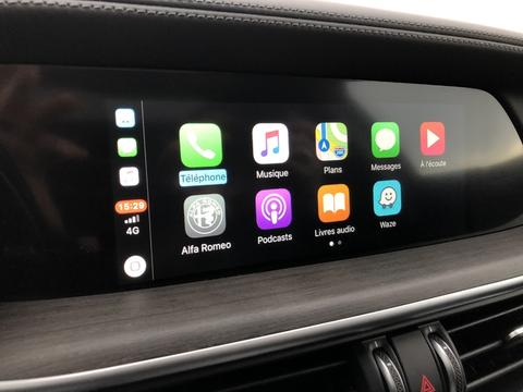Carplay für Alfa Romeo Stelvio