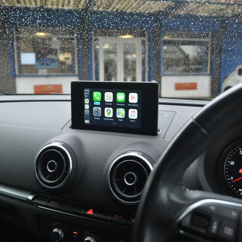 Apple CarPlay in meinem Audi A3