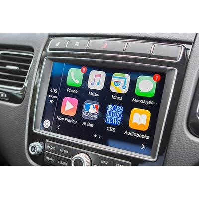 apple carplay touareg