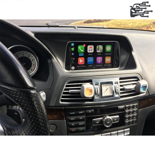 Apple Carplay für Mercedes E Klasse