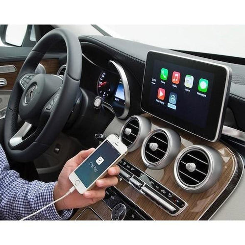 apple carplay mercedes glc aktivierung