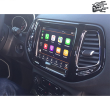 Laden Sie das Bild in den Galerie-Viewer, carplay jeep uconnect