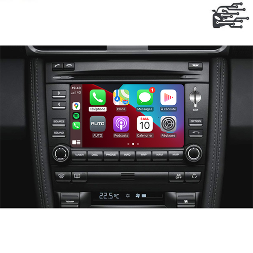 Apple Carplay für Porsche PCM 3.0