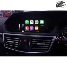 Laden Sie das Bild in den Galerie-Viewer, apple carplay mercedes ntg 4.0 c e glk