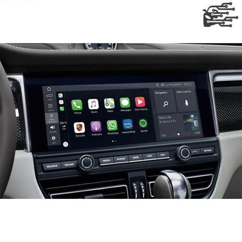 carplay porsche 2020