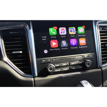 Laden Sie das Bild in den Galerie-Viewer, apple carplay porsche pcm 4