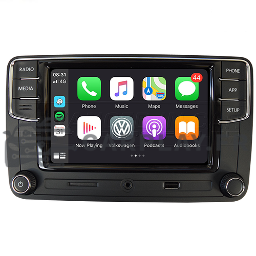 MIB Autoradio Volkswagen carplay
