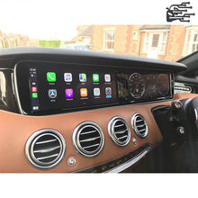 Laden Sie das Bild in den Galerie-Viewer, carplay mercedes classe s