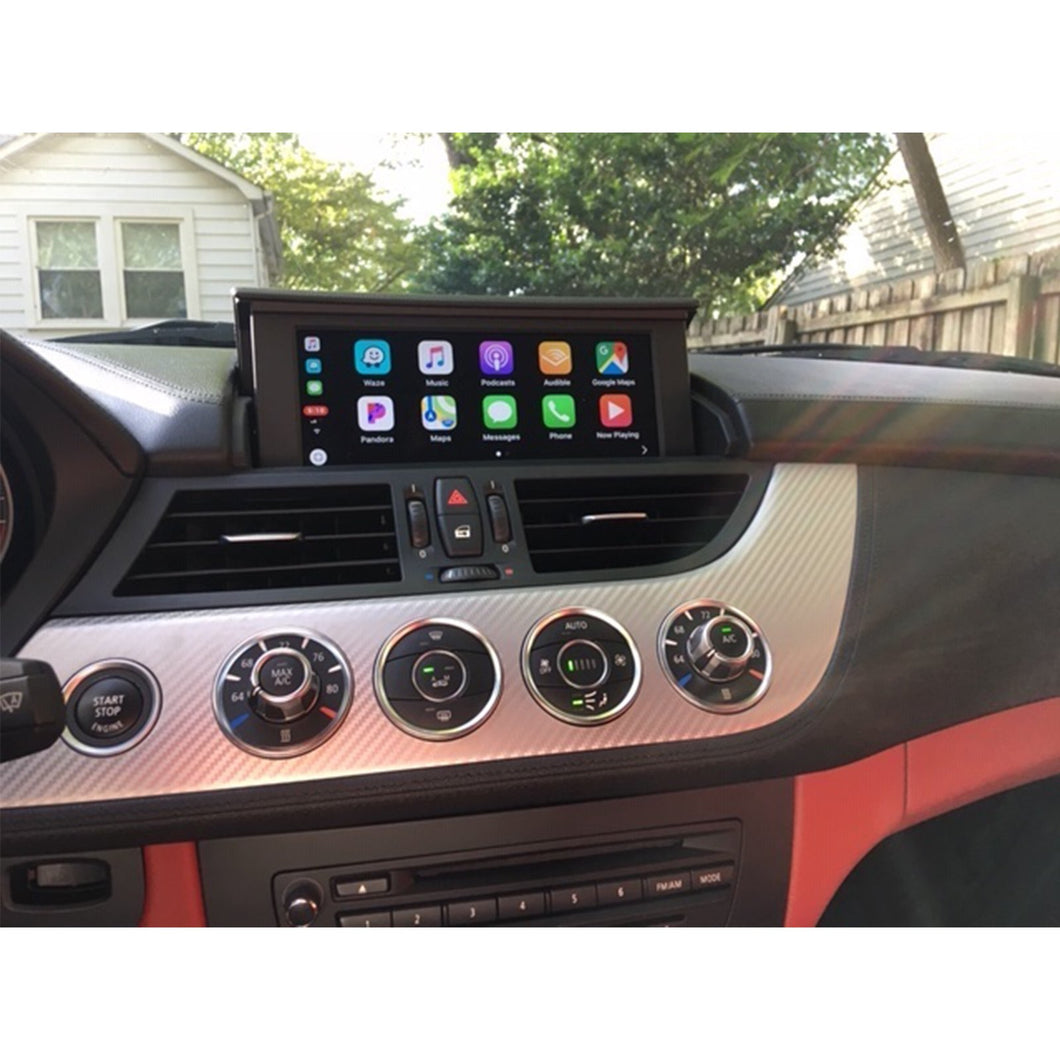 apple carplay bmw z4 e89