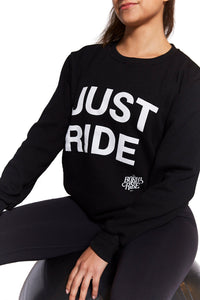 Bodhi & Ride Limited Edition JUST RIDE Jumper