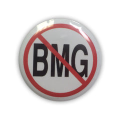 No BMGs button -front