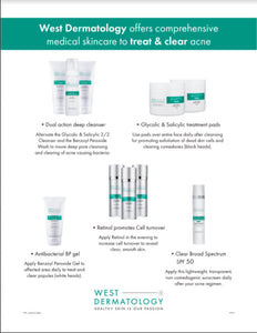 West Dermatology Acne Kit