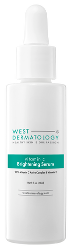 West Dermatology Vitamin C Brightening Serum