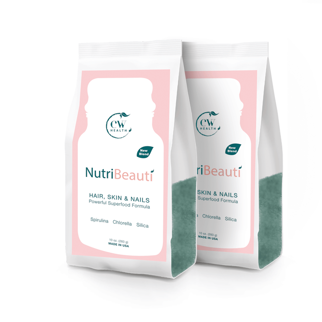 Two (2) Nutribeauti Refill