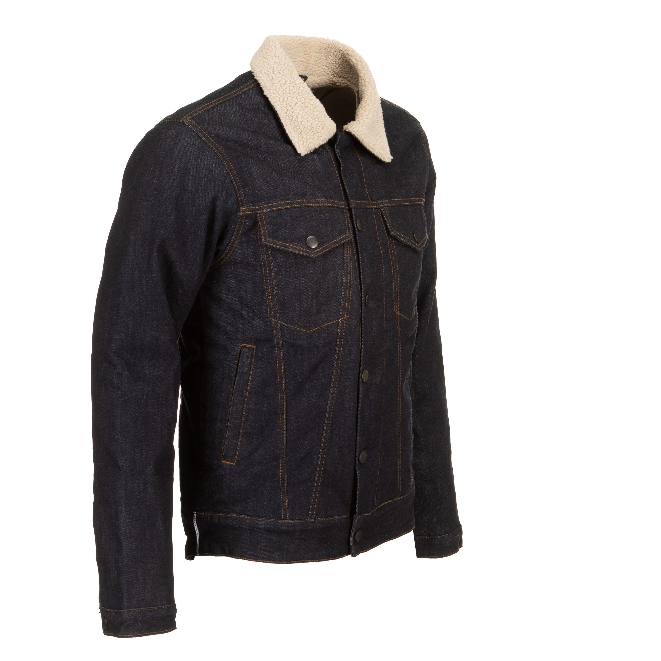 Resurgence Gear 2020 Sherpa Denim PEKEV motorcycle jacket