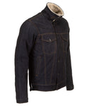 Load image into Gallery viewer, Resurgence Gear 2020 Sherpa Denim PEKEV motorcycle jacket