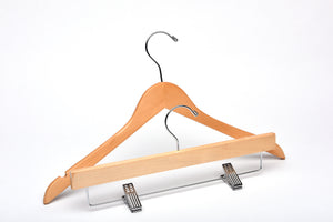 Adult Natural Wooden Hanger Mix-Royal Heirloom | from $1.10