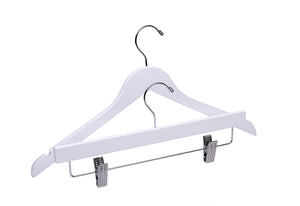 Adult White Wooden Hanger Mix -Royal Heirloom | from $1.25